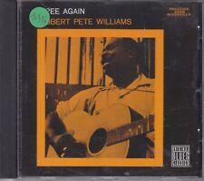 ROBERT PETE WILLIAMS - free again CD