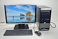 "HP PRO PC SET 22"" TFT Intel 3.3 Ghz 8 GB DDR3 RAM 500GB WIFI WINDOWS 10  NEW K/M"