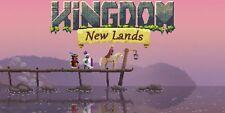 Código de vapor Reino nuevas tierras PC clave nueva descarga juego rápido región libre