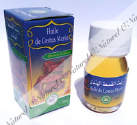 Huile de Costus Marin Indien Macérât 100% Naturel 30ml Indian Sailor Costus Oil