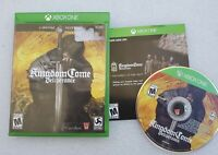 Kingdom Come: Deliverance -- Day One Edition (Microsoft Xbox One, 2018)