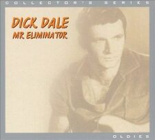 Mr. Eliminator [Synergy] [Digipak] [Remaster] by Dick Dale (CD, Oct-2010, Sealed
