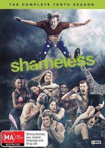 SHAMELESS : Season 10 : NEW DVD