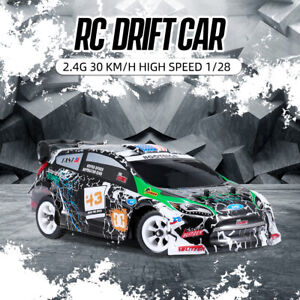 WLtoys K989 RC Car 1/28 4WD RC Drift Car 2.4G Sport Racing High Speed RC Cars UK