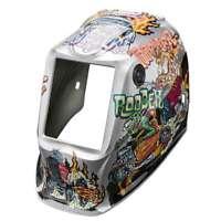 Miller 258601 Helmet Shell Only Grind Button Hole Titanium