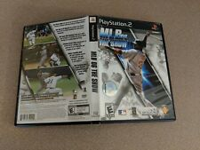 MLB 06 THE SHOW MAJOR LEAGUE BASEBALL PLAYSTATION 2 PS2 EX+NM COMPLETE!