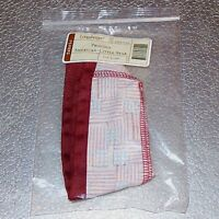 Longaberger Proudly American Old Glory LITTLE STAR Basket Liner ~ Brand New!