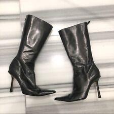 Jimmy Choo high heeled boots