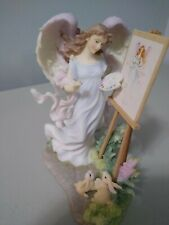 """Seraphim Classics Angel - Kyra """"Express Yourself"""" Retired Perfect Condition"""