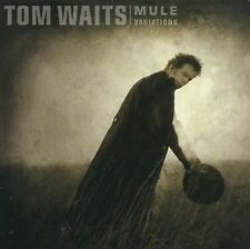 Mule Variations by Tom Waits (CD, May-1999, Epic)