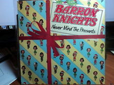 "Barron Knights ""Never Mind The Presents"" Huge Hit PS 7"""
