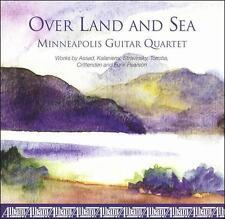 Over Land and Sea *  Minneapolis Guitar Quartet