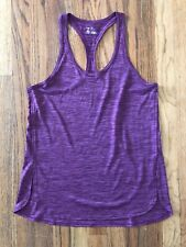 Z By Zella Active Racetrack Tank Top Size Small Maroon