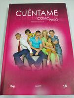 CUENTAME COMO PASO TEMPORADAS 9 y 10 COMPLETAS 12 x DVD EDICION LUJO LIBRO