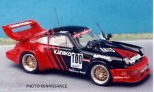 "1/43 Porsche 911 Turbo  ""Advan"" VENDU MONTEE"