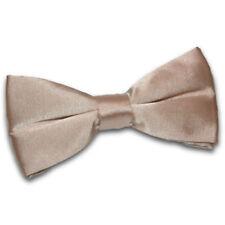 Vêtements de cérémonie marrons en polyester pour homme