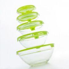Green Pyrex Glassware