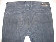 GUESS Jeans ALAMEDA Tagged 36/32 Actual Size 37 Tight X 32 1/2 Men's Jeans