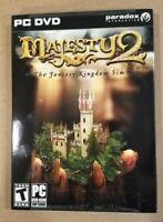 Majesty 2: The Fantasy Kingdom Sim  (PC, 2009)