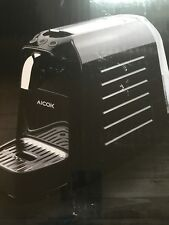 Aicok Super Automatic Espresso Machine Capsule Coffee Maker CJ 278B