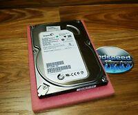 Dell Precision T1500 - 500GB SATA Hard Drive - Windows 7 Ultimate 64 Bit