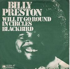 7inch BILLY PRESTON will it go round in circles HOLLAND VG++ GREEN COVER