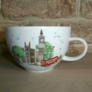 Cath Kidston Large Cup (No Saucer) London Landmarks~Cottage Core~