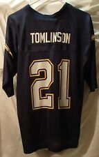 LaDainian Tomlinson San Diego Chargers Adidas Football Jersey Youth Size XL