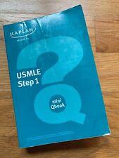 Kaplan Usmle Step 1 Medicine Boards Study Mini Q-book QBank