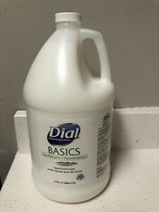 Dial Hypoallergenic 1 Gal Hand Soap
