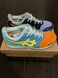 ASICS  GEL LYTE III/3 x SEAN WOTHERSPOON x ATMOS Size 8.5