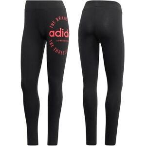 Adidas Kinesics Co TG Women's Leggings Leisure Fitness Gym Trousers Tight Black