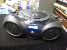 MEMOREX MP3851Blk CD Boombox w/ AM/FM Radio