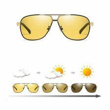 Polarisierte Herren-Sonnenbrillen mit Steampunk