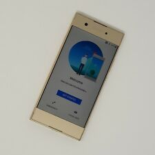 """Sony Xperia XA1 5"""" 4G - Smart Phone - Gold - Working Condition - Tesco Fast P&P"""