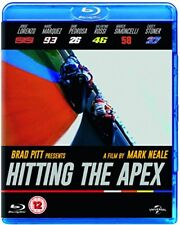 Hitting The Apex 5053083007522 Blu-ray Region B
