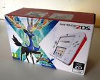 NINTENDO 2DS CONSOLE GAME INCLUDED POKEMON X