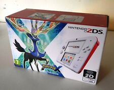 NINTENDO 2DS CONSOLE GAME PREINSTALLATO POKEMON SUN COME NUOVO