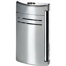 S.T. Dupont MaxiJet Lighter, Chrome Grey, 20107N (020107N), New In Box