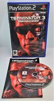 Terminator 3: Rise of the Machines Game for Sony PlayStation 2 PS2 PAL TESTED