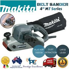 "Makita Belt Sander M9400G 940W 100mm MT Series New 4"" Power Tool Grind Equipment"