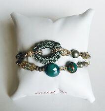 Antica Murrina Avant Garde--Handmade Murano Glass Bracelet