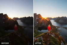 I will send you over 7000 lrtemplate and 1000 dng lightroom presets