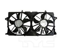 TYC 624050 Rad&Cond Fan Assy for Chevrolet Silverado 1500 2014-2018 Models