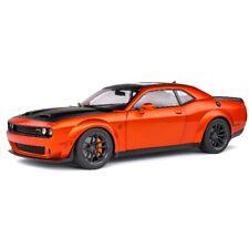 Dodge Challenger SRT Hellcat Redeye Widebody 2020 Orange 1/18 - S1805703 SOLIDO