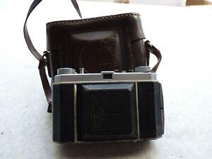 Vintage Cased Kodak Retina I Type 149 Folding 35mm Camera