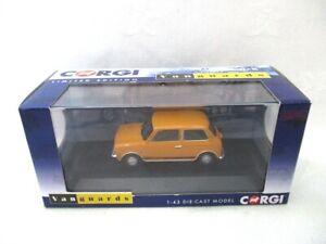 "Corgi Vanguards  Mini 1275GT  Bronze Yellow ""Trevor""    VA13500  RARE"