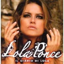 LOLA PONCE - IL DIARIO DI LOLA  CD POP-ROCK ITALIANA