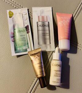 Caudalie serum + Eye Cream + Moisturizing Sorbet + Skin & Firming Serum