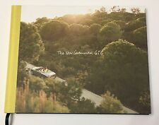 2012 Bentley GTC VIP Brochure Hardbound full color